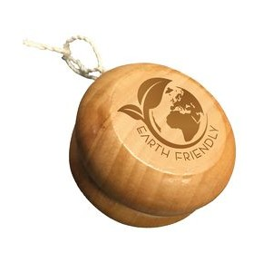Solid Wood Yoyo - Max-Chillax Collection